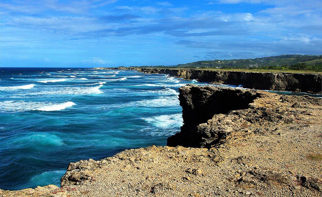 LOOKOUT TO THE ATLANTIC OCEAN